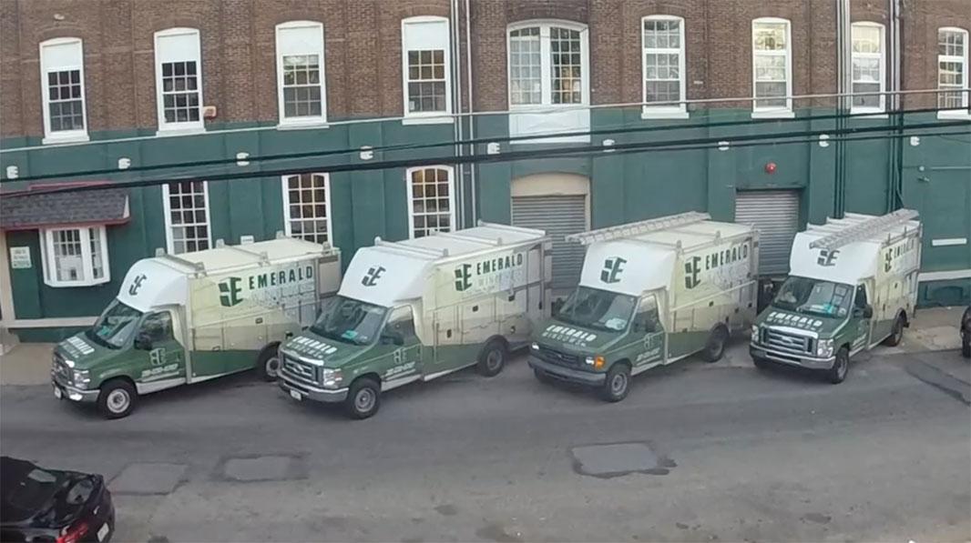 emerald windows trucks